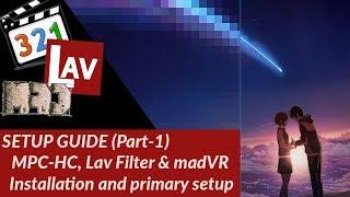 6:55) Madvr Settings Video - PlayKindle org