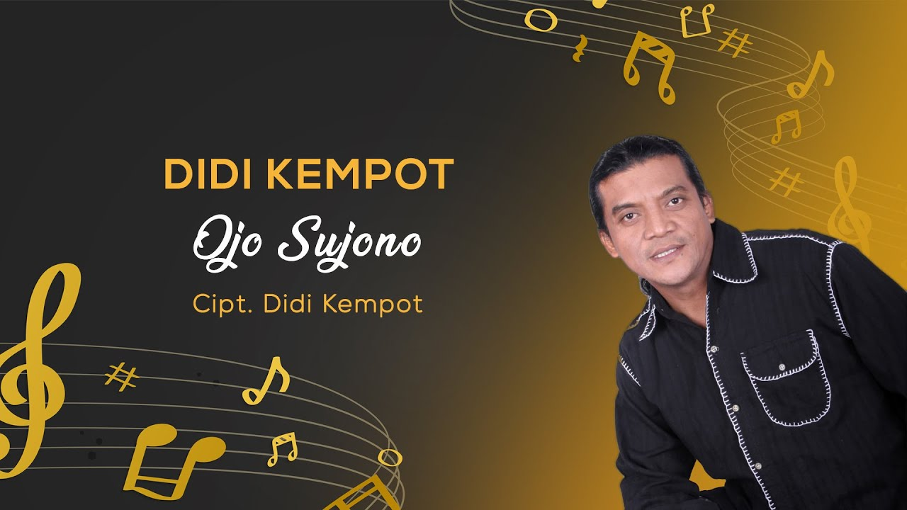 Download Didi Kempot - Ojo Sujono [OFFICIAL] MP3 Gratis