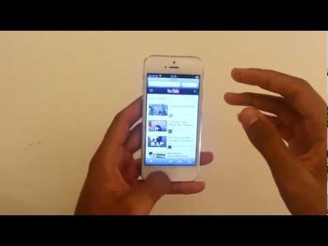 Take Screenshot with iPhone 5 - Make a Screenshot on apple i phone 5