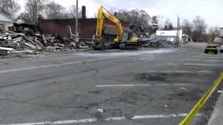 The Fate of a Historic Block in Garrettsville, OH