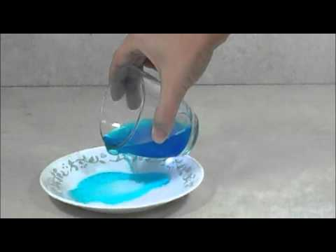 How to Grow Copper Sulfate Crystals