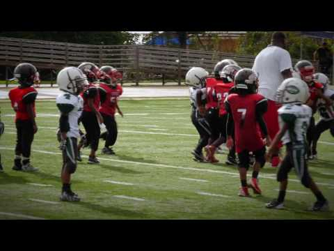MIAMI PAL FOOTBALL PEEWEES
