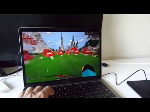 Macbook Pro non-touch bar 13 inch Minecraft (FPS to expect)