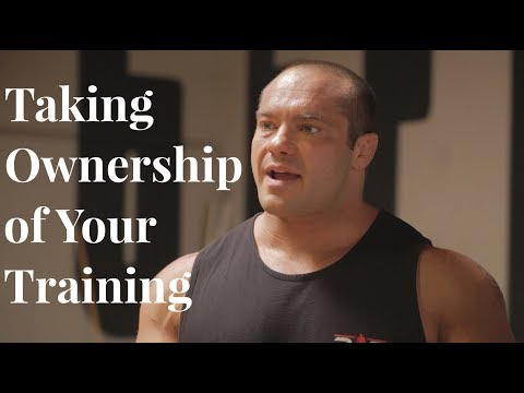 Taking Ownership of Your Training   The JuggLife   #27 Dr. Mike Israetel