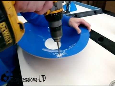 Making a Concrete Vessel Egg Sink
