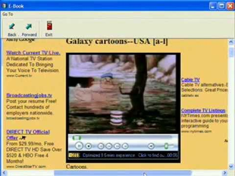 How To Watch Free TV From Your PC- Sports, Movies, Cartoons, News (NEW VIDEO 2012)