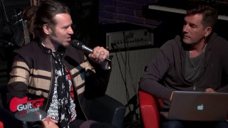 """GuitCon 2018: Thursday Panel Discussion with Pete Thorn """"Big Tube Amps VS Modelers + Pedals"""""""