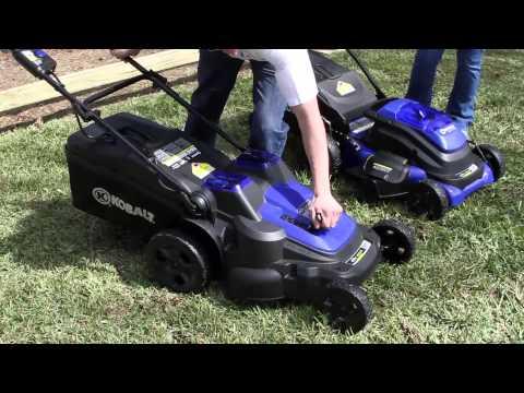 2014 KOBALT Outdoor Tool Experience: Lawn Mowers