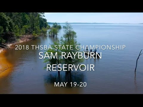 2018 THSBA State Championship Sam Rayburn Day 2 (Top 15 Finish)
