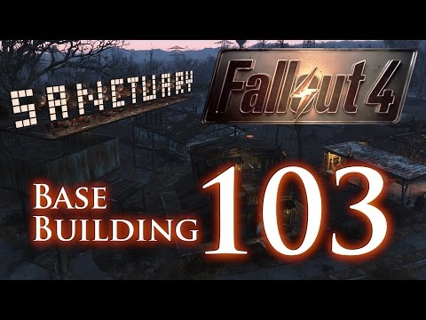 Efficient Base Building Guide 103: Fallout 4 - Efficient Water
