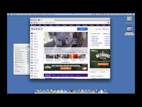 Mac OSX: How to print screen to create a sceenshot