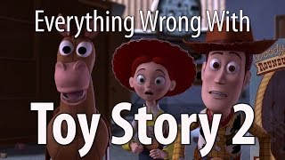 Everything Wrong With Toy Story 2 In 14 Minutes Or Less
