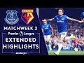 Everton V Watford PREMIER LEAGUE HIGHLIGHTS 81719 NBC Sports
