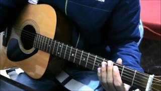 Tere Bina + Rang sharbaton ka - easy Guitar Cover Lesson chords beginners roamantic songs valentine