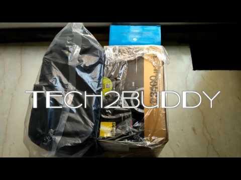 Nikon D3400 Unboxing (Retail Unit) Just Rs.26599 best budget camera