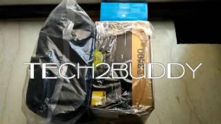 Nikon D3400 With Single Lens Kit Unboxing & Review (Indian Unit)