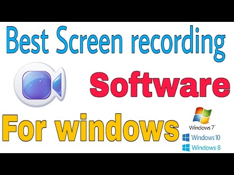 Best free screen recording software for P.c ( totally free )