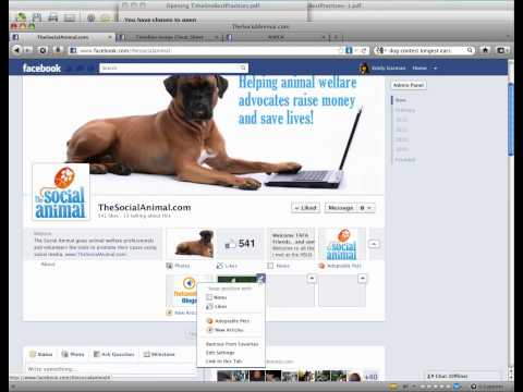 Webinar: How to Customize and Understand Your New Facebook Timeline for Pages