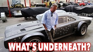 """#F8 What Lies beneath, """"The Ice Charger""""? Behind the Scenes with Dennis McCarthy!"""