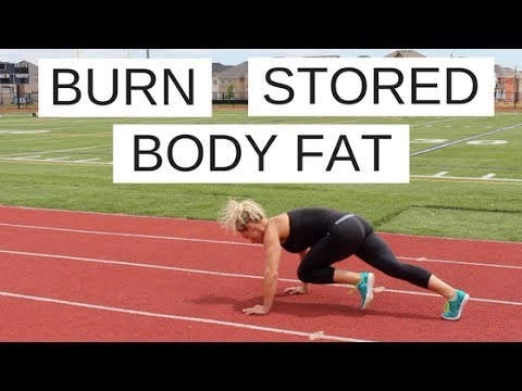 How To Train To Burn Stored Body Fat