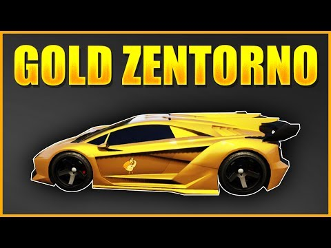 GTA 5 Online: GOLD ZENTORNO!! GTA 5 Best Gold Paint - GTA 5 Online Paint Job Tips