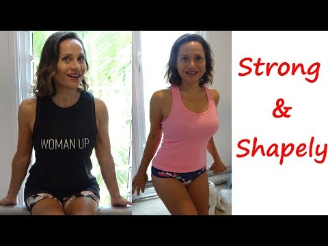My 5 Favourite Exercises For A Strong & Shapely Body Over 50: Easy & Effective!