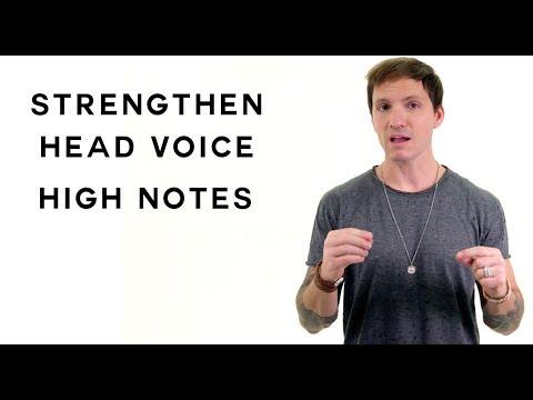 Strengthen Head Voice - High Notes