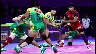 Pro Kabaddi 2019 Highlights  BENGALURU BULLS VS PATNA PIRATES [Hindi]