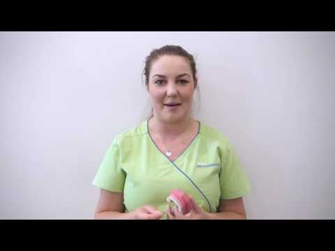 Cleaning, brushing and flossing with braces - Jess, Simply Orthodontics