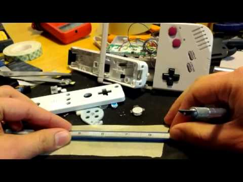 Make your own Game Boy Android Gamepad (How To)