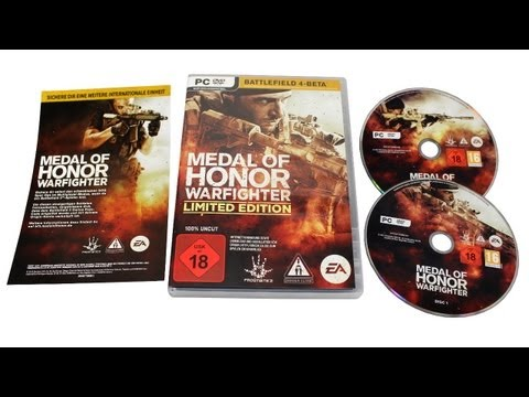 Uffruppe #81 - Unboxing Medal of Honor Warfighter Limited Edition