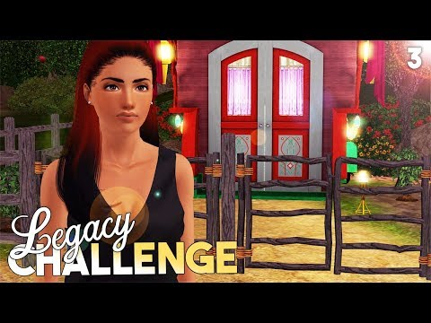 Sims 3 || Legacy Challenge: SCAMMED BY A FORTUNE TELLER?!  - Part 3