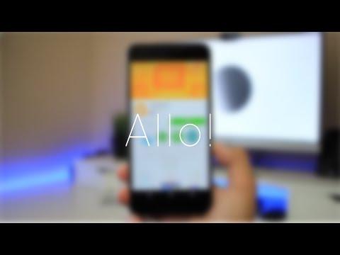 Quick Look: Google Allo!