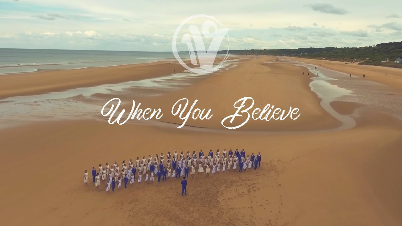When You Believe | Cover by One Voice Children's Choir