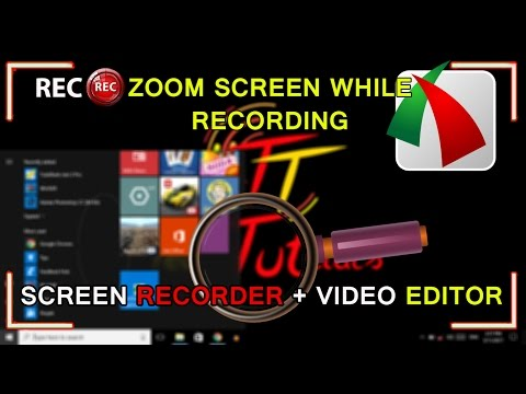 Best Screen Recorder | Zoom While Recording | Video Editor | 3 in 1