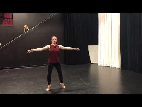 SOTA Modern Dance - Chaine turn sequence