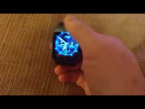 Asus zenwatch 2 unboxing/review