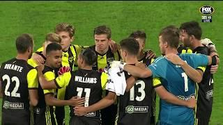 Hyundai A-League 2018/19 Round 23: Wellington Phoenix 4 - 1 Newcastle Jets FC
