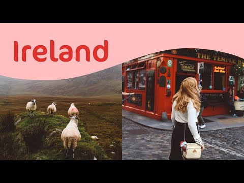 Honeymoon to Ireland