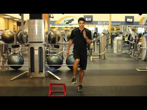 Plyometric Exercises for Running Speed : Getting Fit