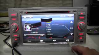 Xtrons PF75QSFA-B   Android 5 1 Lollipop Driving Entertainment