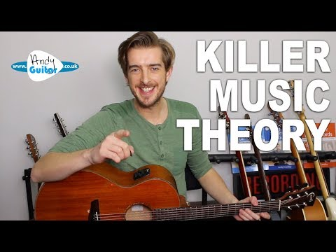 Do you NEED to learn barre chords?  Triads, Notes & Theory