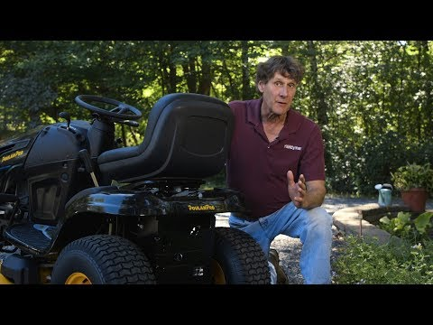 Lawn Tractor Buying Guide