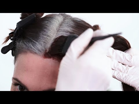 Got Gray Hair? How to Color & Cover Grays at Home | eSalon