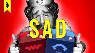 How Brands Got Depressed (Burger King, SunnyD) – Wisecrack Vlog