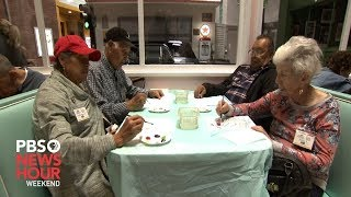 Dementia day care center helps families cope with caregiving