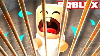 BABY GOES TO PRISON IN ROBLOX