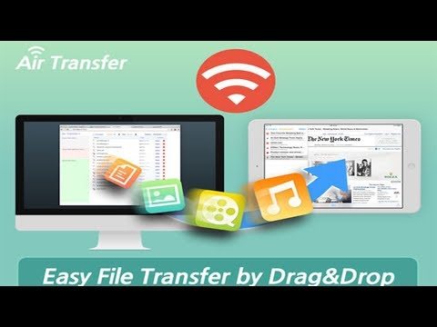 HOW to Transfer Files and Data From your iPhone, iPad to your PC