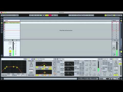 Creating Vintage Sounds in Ableton