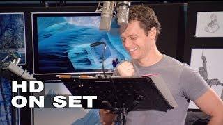 "Frozen: Jonathan Groff ""Kristoff"" Behind the Scenes"